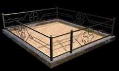 Металлические конструкции и кованые изделия